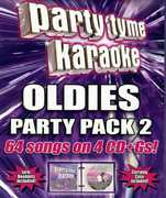 Party Tyme Karaoke: Oldies Party Pack, Vol. 2 , Various Artists