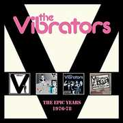 Epic Years 1976-1978 [Import] , The Vibrators