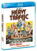 Heavy Traffic: Special Edition , Charles Gordone