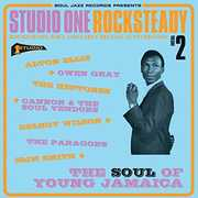 Studio One Rocksteady 2 , Soul Jazz Records Presents