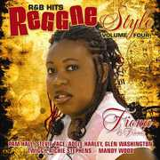 R&B Hits Reggae Style 4 /  Various , Various Artists