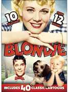 Blondie (10 Features + 40 Classic Cartoons)