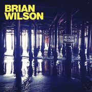 No Pier Pressure , Brian Wilson