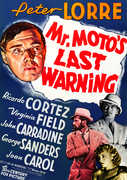 Mr. Moto's Last Warning , Peter Lorre