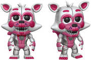 FUNKO POP! GAMES: Sister Location - Funtime Foxy
