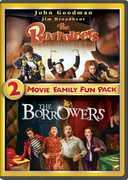 Borrowers 2-Movie Family Fun Pack