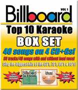 Billboard Top 10 Karaoke 1 , Various Artists