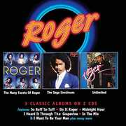 Many Facets of Roger /  Saga Continues /  Unlimited [Import] , Roger