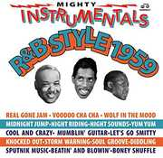 Mighty Instrumentals R&b-style 1959 /  Various , Various Artists