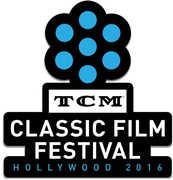 TCM 2016 Film Festival Dots Logo Lapel Pin