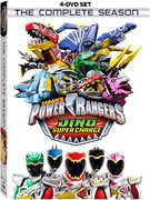 Power Rangers Dino Super Charge: The Complete Season , Ryan Carter