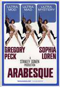 Arabesque , Gregory Peck