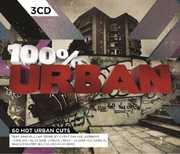 100 Percent Urban [Import] , Various Artists