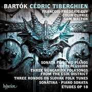 Bartok: Sonata For Two Pianos And Percussion And Other Piano Music