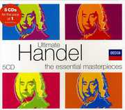 Ultimate Handel: Essential Masterpieces /  Various , Various Artists