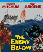 The Enemy Below , Robert Mitchum