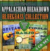 Appalachian Breakdown Bluegrass Collection - Power Picks -90 Classics , Various Artists