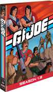 Gi Joe Real American Hero: Season 1.3 , Arthur Burghardt
