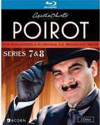 Agatha Christie's Poirot: Series 7 & 8 , David Suchet