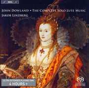 Complete Solo Lute Music , Jakob Lindberg