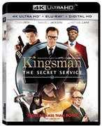 Kingsman: The Secret Service , Colin Firth