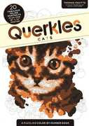 Querkles: Cats: A Puzzling Color By Numbers Book