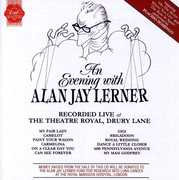 Evening with , Alan Jay Lerner