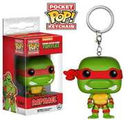 FUNKO POCKET POP! KEYCHAIN: Teenage Mutant Ninja Turtles - Raphael