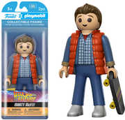 FUNKO PLAYMOBIL: Back To The Future - Marty