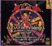 Cant de la Sibil.La 3 , Montserrat Figueras