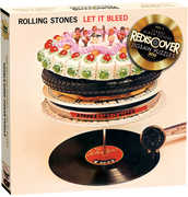 Rolling Stones - Let it Bleed (Rediscover Jigsaw Puzzle)