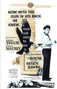 The House of the Seven Hawks , Robert Taylor
