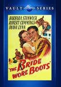 Bride Wore Boots , Barbara Stanwyck
