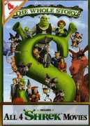 Shrek the Whole Story Quadrilogy , Antonio Banderas