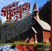 Smokey Mountain Gospel: 24 Bluegrass Gospel Favorites , Various Artists