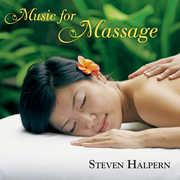 Music for Massage , Steven Halpern