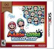Mario and Luigi Dream Team - Nintendo Selects Edition for Nintendo 3DS
