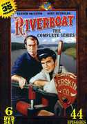Riverboat: The Complete Series , Darren McGavin