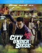 City Under Siege , Aaron Kwok