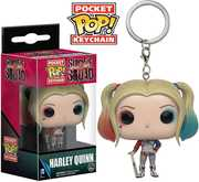 Funko Pocket Pop! Keychain: Suicide Squad - Harley Quinn