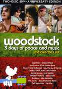 Woodstock: 3 Days of Peace & Music , Crosby, Stills & Nash