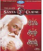 The Santa Clause 3-Movie Collection , Tim Allen