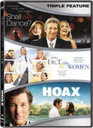 Shall We Dance? /  Dr. T & the Women /  The Hoax , Richard Gere