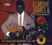 Classic Early Recordings 1951-1956 [Import] , Elmore James