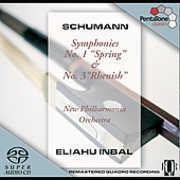 Symphonies 1 & 3 , Eliahu Inbal