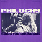 Broadside Ballads 10: Phil Ochs Sings , Phil Ochs
