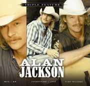 Triple Feature , Alan Jackson