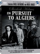 Sherlock Holmes: The Pursuit To Algiers , Olaf Hytten