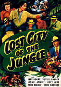 Lost City of the Jungle , Lionel Atwill