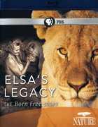 Nature: Elsa's Legacy: The Born Free Story , Chris Morgan